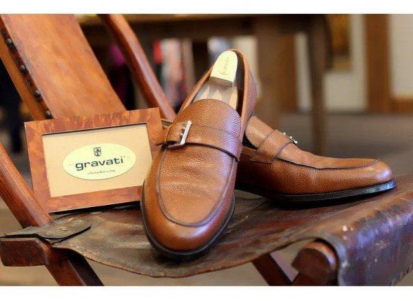 Gravati custom shoe trunk show – Hubert White