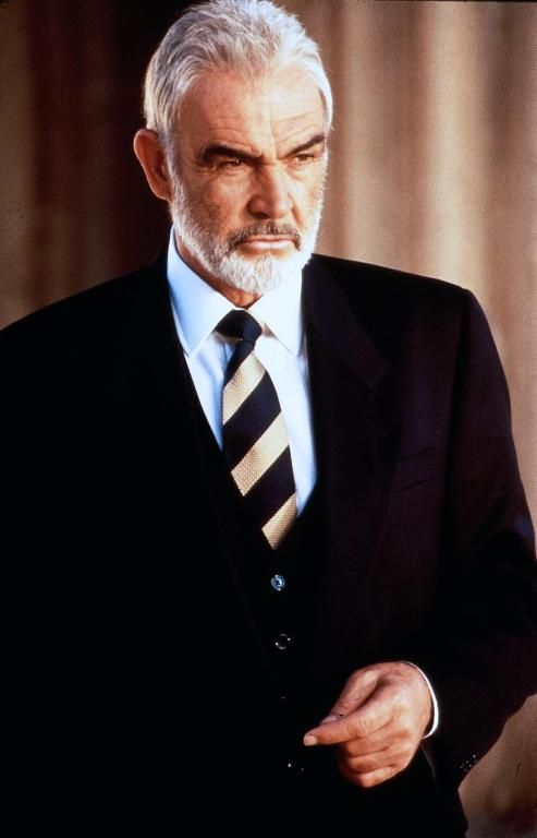 Sean Connery Hubert White